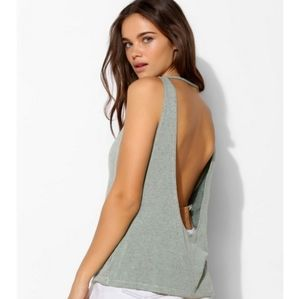Truly Madly Deeply Drape-Back Tank Top